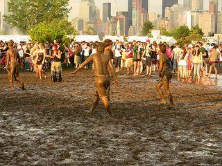 Mud at APW