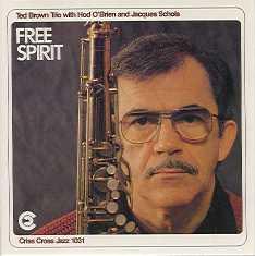 Ted Brown Free Spirit